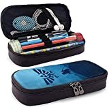The Legend of Zelda Pencil Marker Organizer Pen Case Pouch Holder Box Travel Bag with Zippers for Middle High College College Student Office