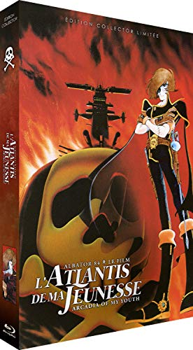 Albator 84 : Le Film-Edition Collector Limitée A4 Blu-Ray + DVD