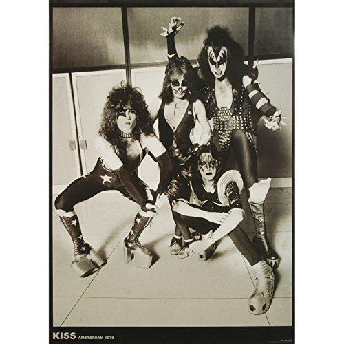 Close Up Kiss Poster Amsterdam 1976 (59,5cm x 84cm)