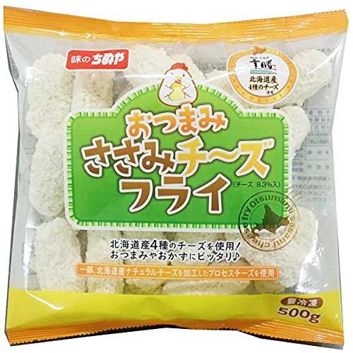 味のちぬや おつまみささみチーズフライ 500g(冷凍)