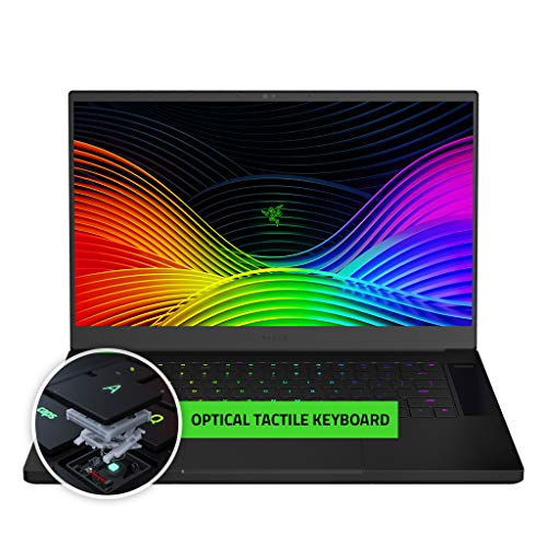 Razer Blade 15 Gaming Laptop 2019: Intel Core i7-9750H 6...