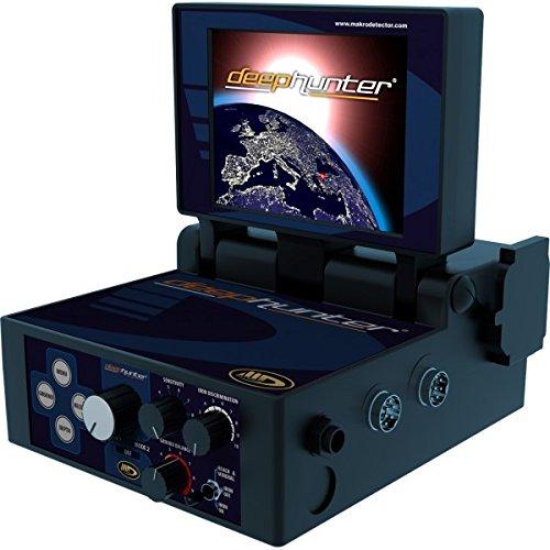 Makro Detector de Metales Deep Hunter Tridimensional, Detector de Profundidad, Cuevas, cavidades.