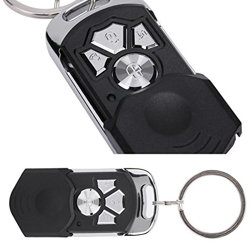 Samfox Autoalarmsysteem, centrale deurvergrendelings-/ontgrendelingsset, afstandsbediening beveiligingssysteem zonder sleutels