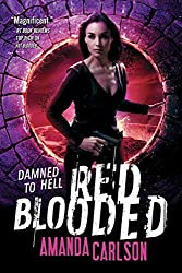 red blooded by amanda carlson