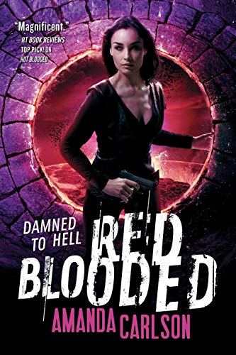 Red Blooded (Jessica McClain, Band 4)