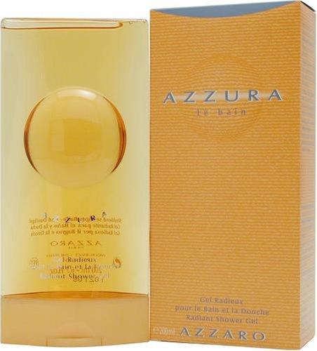 Azzura Azzaro For Woman Gel Radieux Bain–Radiant Shower Gel 200ml