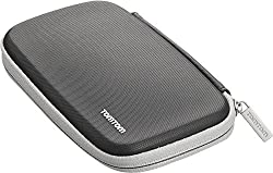 Superior protection: Prevent your TomTom sat nav from getting bumps and scratches when it's not in use with the TomTom Sat Nav Protective Classic Carry Case Premium material: Robust hardshell material on one side and soft internal lining for extra sc...
