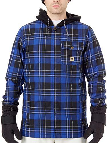 DC Herren Hemd lang Backwoods Shirt LS