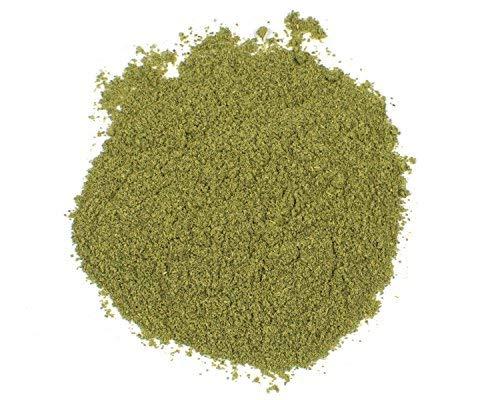Ground Makrut Kaffir Lime Leaves, 12 Ounce Jar
