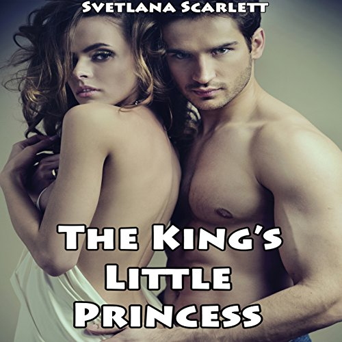 The King's Little Princess audiobook cover art