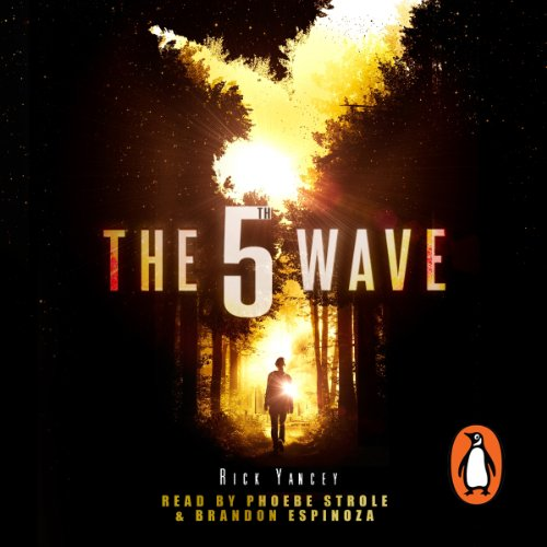 The 5th Wave audiobook cover art