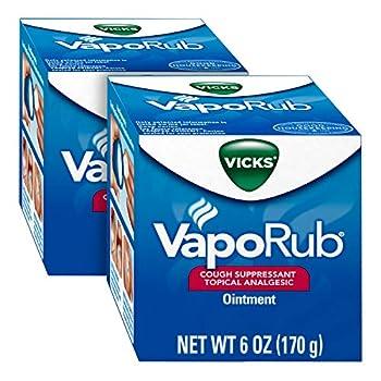 vicks vaporub 6 oz