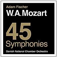 Mozart: 45 Symphonies (2014-05-03)