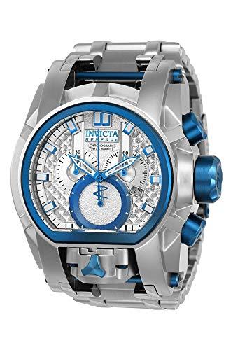 Relógio Invicta Reserve Bolt Zeus Magnum 20112 Prata/Azul