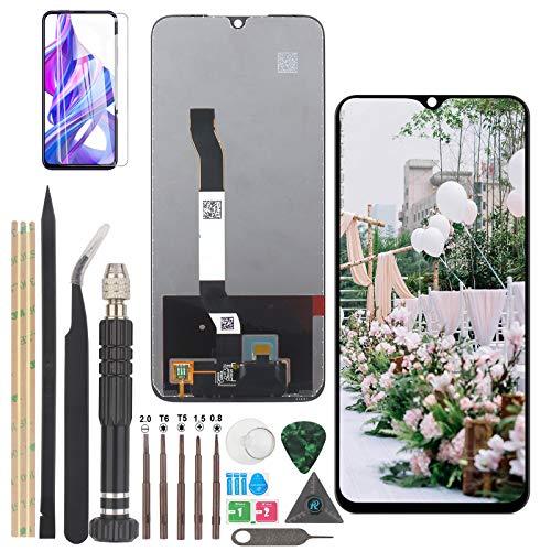 YWL-OU para Xiaomi Redmi Note 8 LCD Display componentes de pantalla y una serie de herramientas multifunción (negro)