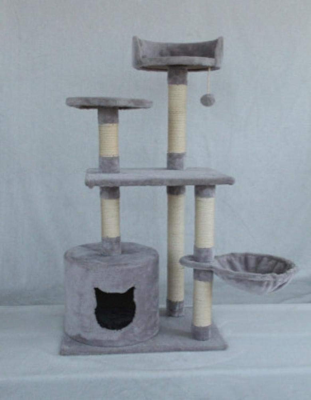 Dixinla Cat climbing frame Pet Supplies Cat Tree 43  30  75cm
