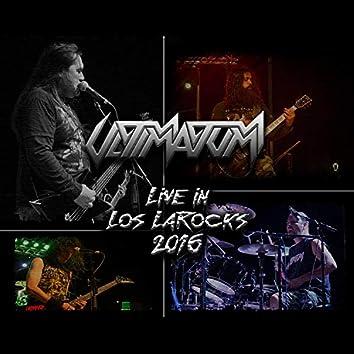 Live in Los Larocks 2016