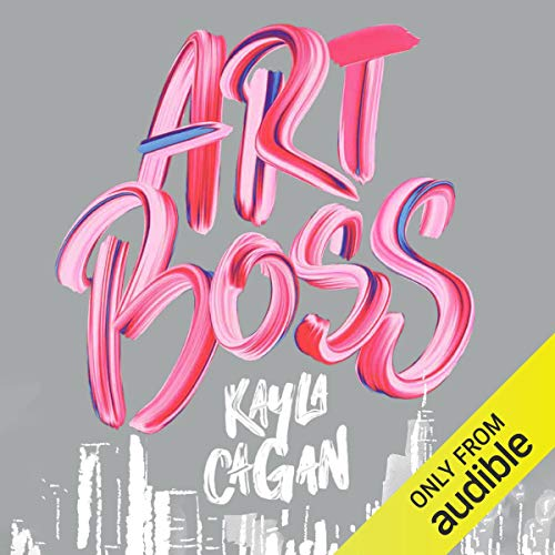 Art Boss audiobook cover art