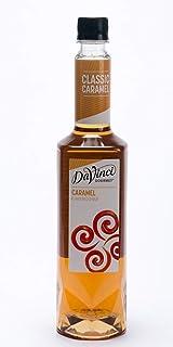 Caramel Coffee Syrup Davinci 750ml