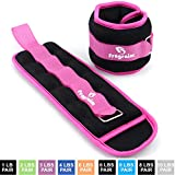 Best Ankle Weights - Fragraim Ankle Weights for Women, Men and Kids Review