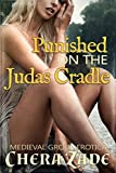 Punished in the Judas Cradle: medieval punishment BDSM (English Edition)