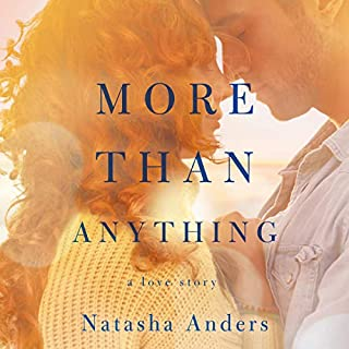 More Than Anything audiobook cover art