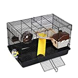 Best Hamster Cages - EMUST Hamster Cage, Large Guinea Pig Cage Haven Review