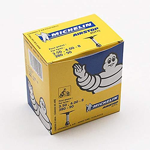 Chambre air moto Michelin 8B 4 Valve 742 (3.50-8 e 4.00-8)