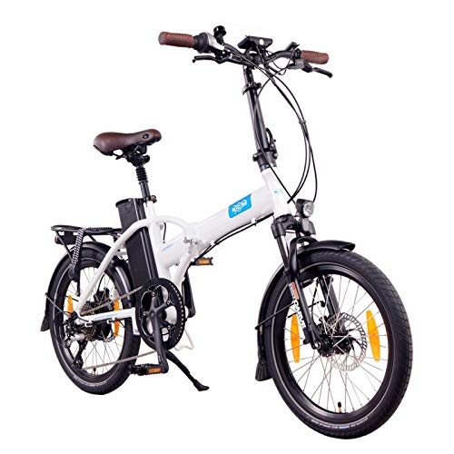 "NCM London+ 20"" E-Bike, E-Faltrad, 36V 19Ah 684Wh"