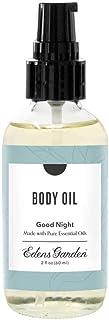 Edens Garden Good Night Body Oil, 1 oz.