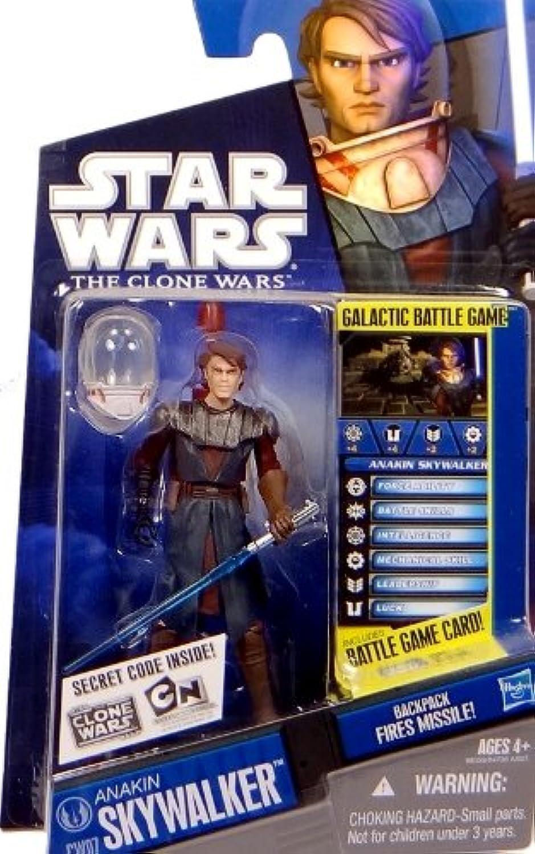 tiempo libre Anakin Skywalker en en en Space suit Estrella Wars The Clone Wars de Hasbro  Entrega rápida y envío gratis en todos los pedidos.