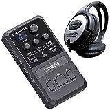Boss Pocket GT - Dispositivo multiefectos con interfaz USB y auriculares Keepdrum