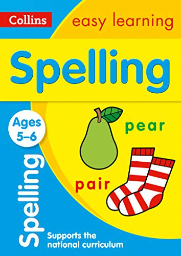 Spelling Ages 5-6: Prepare for s...