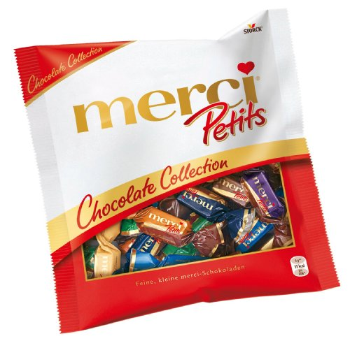 merci Petits Chocolate Collection, 125 g