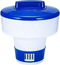 LJLWX Piscina Piscina Flotante Producto Químico Dispensador Termómetro Termómetro Desinfección Aplicador automático Bomba Piscina Accesorios Fácil de Cargar (Color : 8 Inch)