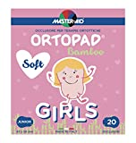 Master Aid Ortopad Soft Girls Junior, 20 Pezzi - 1 Prodotto...