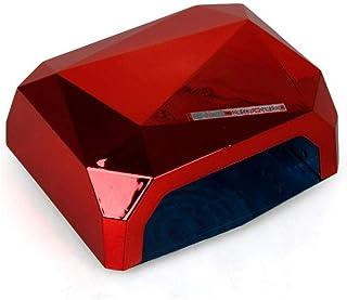 LY-01 Secadores de uñas Lámpara del Clavo, secador de Clavo de 36W LED CCFL para los esmaltes del Gel con el Sensor automático