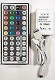 44 teclas controlador RGB SKYFIELD con 2 conectores para has