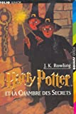 Harry Porter et La Chambre des Secrets - folio junior - 01/01/2000