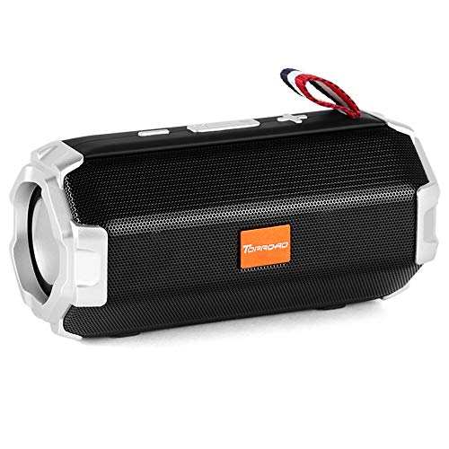 Bluetooth Stereo Subwoofer with HiFi Portable Wireless...
