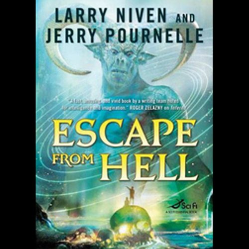 Escape from Hell audiobook cover art