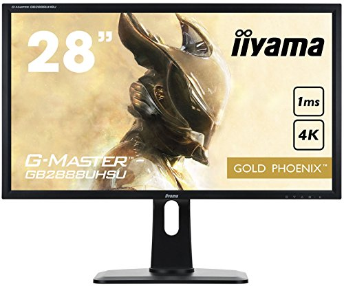 IIyama GB2888UHSU Ecran PC gaming 28' (3840x2160, 16:9, 1ms, VGA/USB/HDMI)