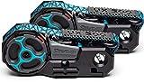 "Stryder UX500-02A Retractable Ratchet Tie Down Straps: 12' x 1"", 500 lb Working"