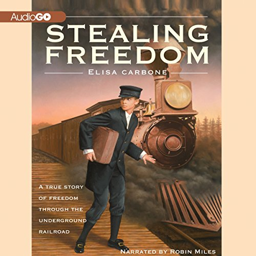Stealing Freedom audiobook cover art
