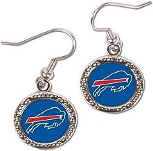 WinCraft NFL 06846014 Buffalo Bills Jewelry Carded Earrings