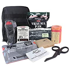 A PREMIUM VERSION OF OUR POPULAR IFAK KIT - This version of our classic IFAK kit was created after sourcing community feedback, featuring improved and additional equipment for a more complete first aid experience. UPGRADED EQUIPMENT - We've included ...