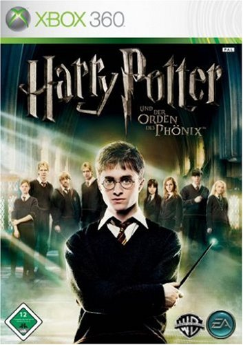 Electronic Arts Harry Potter and the Order of the Phoenix Xbox 360™ - Juego (DEU)