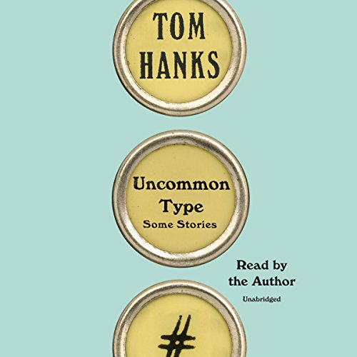 Uncommon Type audiobook cover art
