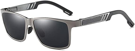 LUKEEXIN Men's Driving Sunglasses Polarized Glasses, Sports Eyewear, UV Protection