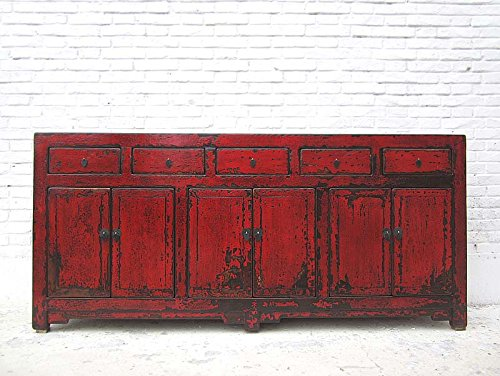 sideboard rotbuche